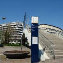 CIS Leitsystem in Pforzheim