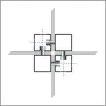 tetra-mastkonstruktion